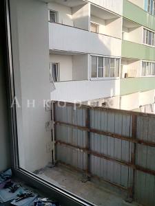 двухкамерные окна на болкон фото