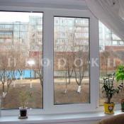 металлопластиковое окно в дом 504, 505 серии в питере