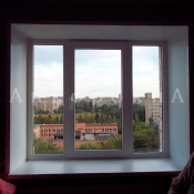 пластиковое окно 142 на 170 см от производителя фото