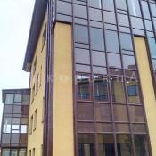 коричневые окна в офис в спб