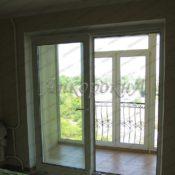 портал на балконе фото