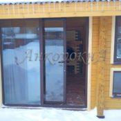 поставить патио окна и двери в СПб фото