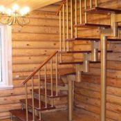 модульная лестница купить фото