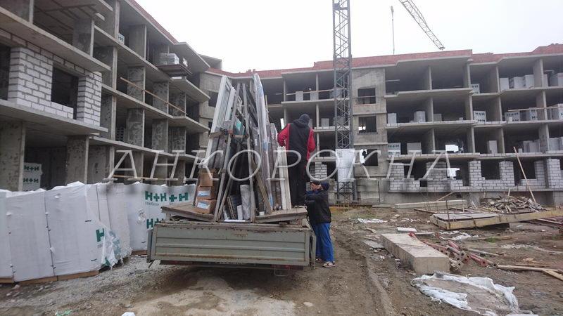 окна остекление услуги для строящихся домов