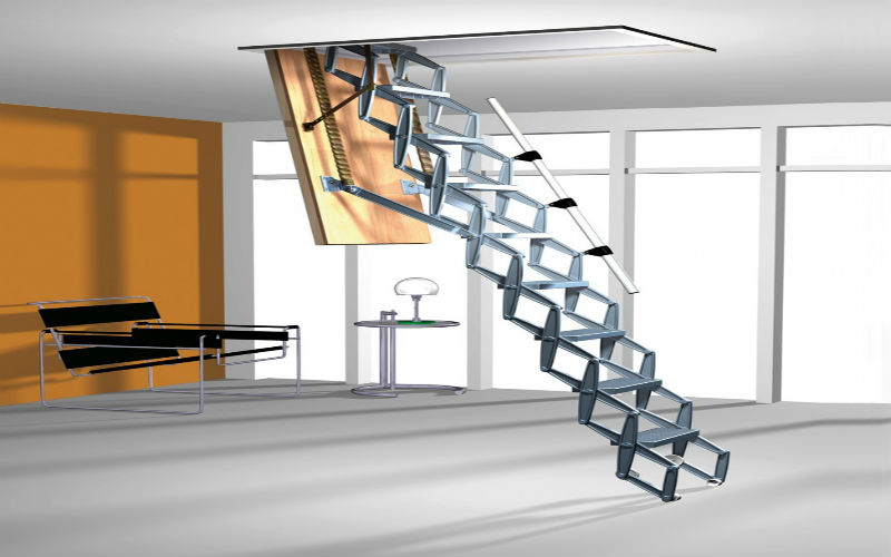 продажа итальянских чердачных лестниц в спб