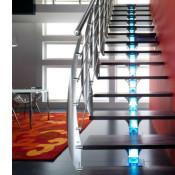 нестандартные модульные лестницы производства италия