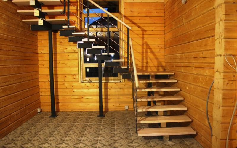 итальянские модульные лестницы в спб купить