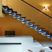 современные модульные лестницы на заказ