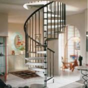 винтовые лестницы премиум класса в спб