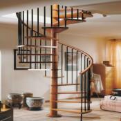 винтовые лестницы премиум класса на заказ из италии