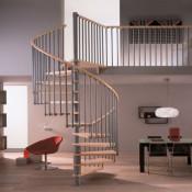 нестандартные винтовые лестницы производства италия
