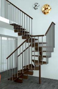 лестницы на второй этаж на заказ