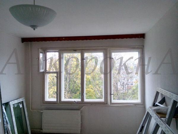 новые окна в квартиру
