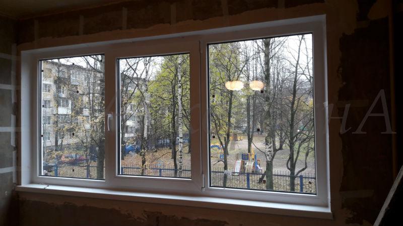 фото 4 установки окон в квартире