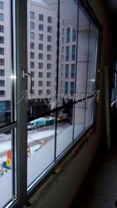 Балкон на Ушаковской СПб
