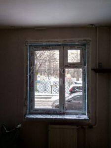 Пластиковое окно в СПб жукова