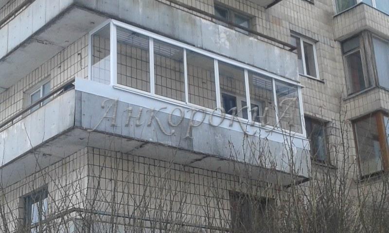 Балкон на Кораблестроителей