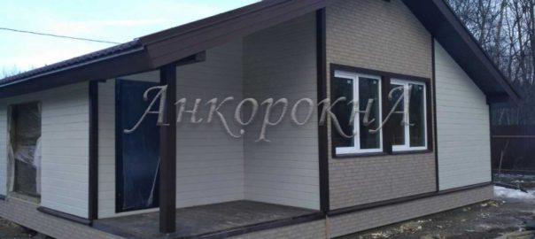 Установка стеклопакетов в деревне Выра