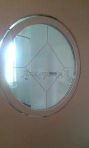 окно в квартире для декора