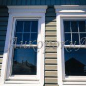 окна слайдер со шпросами