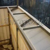 Консоли для выноса балкона