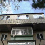 Изготовление балкона с выносом в СПб