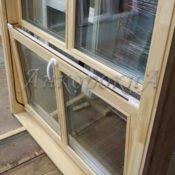 изготовление английского окна