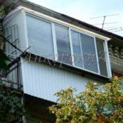 балкон с выносом фото в СПб