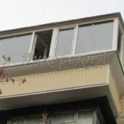 балкон с выносом в Ленобласти