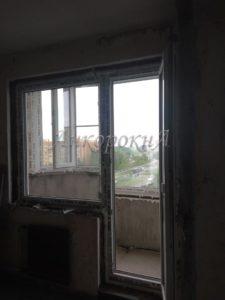 балкон остеклить кузнецова