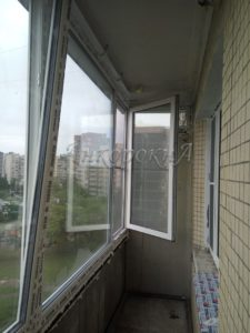 остекление балкона на кузнецова спб