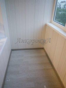 теплый балкон - остекление в спб