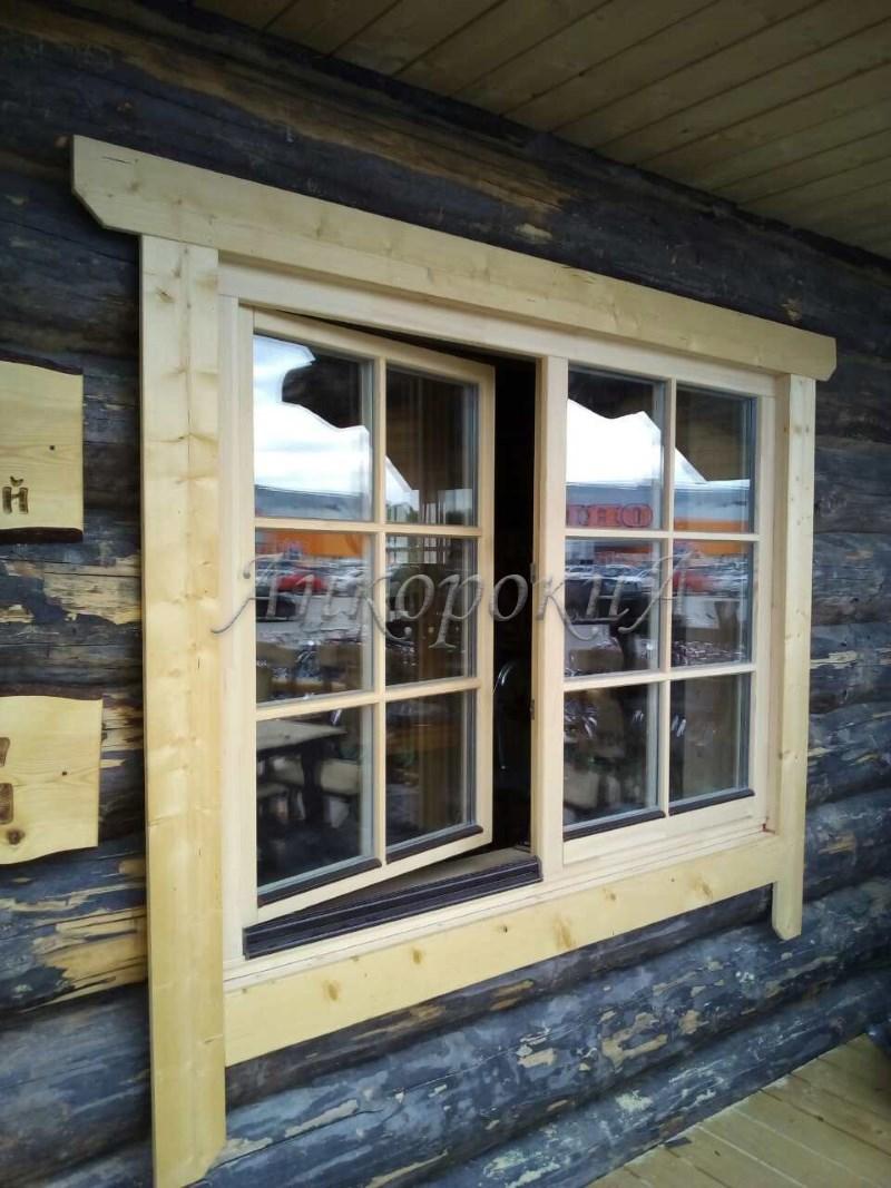 окна на Лахтинском