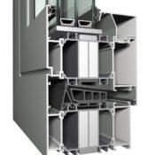 алюминиевые окна REYNAERS конструкция фото1