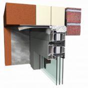 алюминиевые окна REYNAERS конструкция фото 6