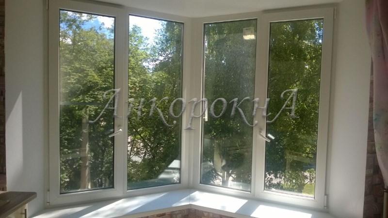 эркерное окно Кронштадт