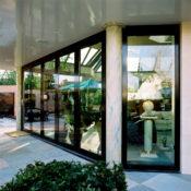 двери раздвижные алюминиевые Reynaers