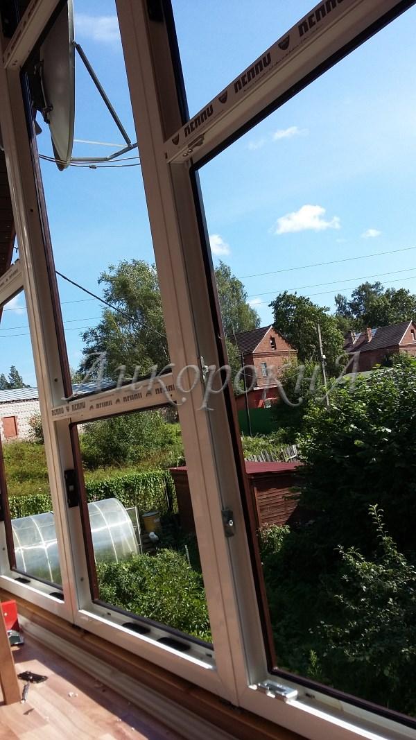треугольное окно в СПб цена
