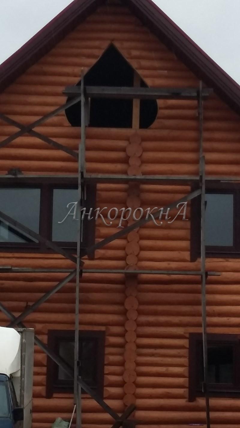 окна в сруб Мартышкино