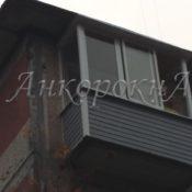 устройство крыши балкона на 5 этаже фото СПб