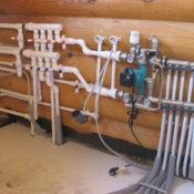услуги монтажа труб отопления и гвс хвс в спб