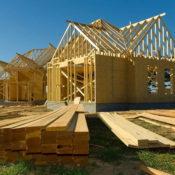 строительство загородных домов деревянных