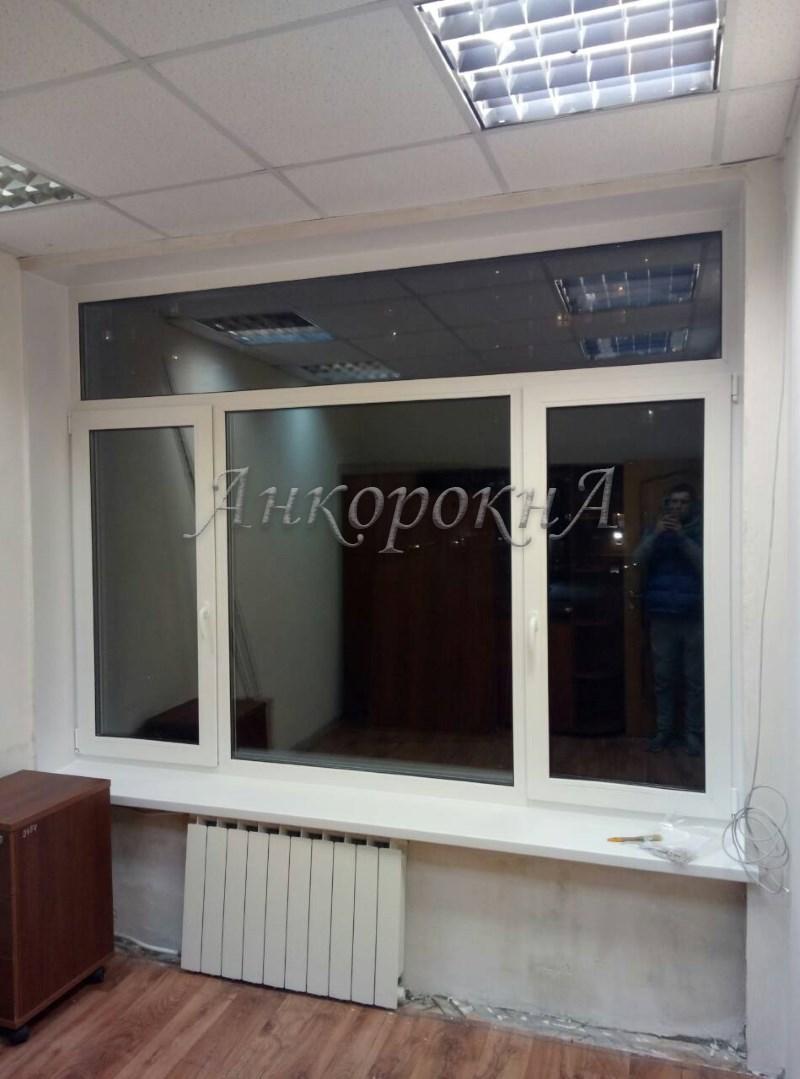 остекление госпомещения в СПб
