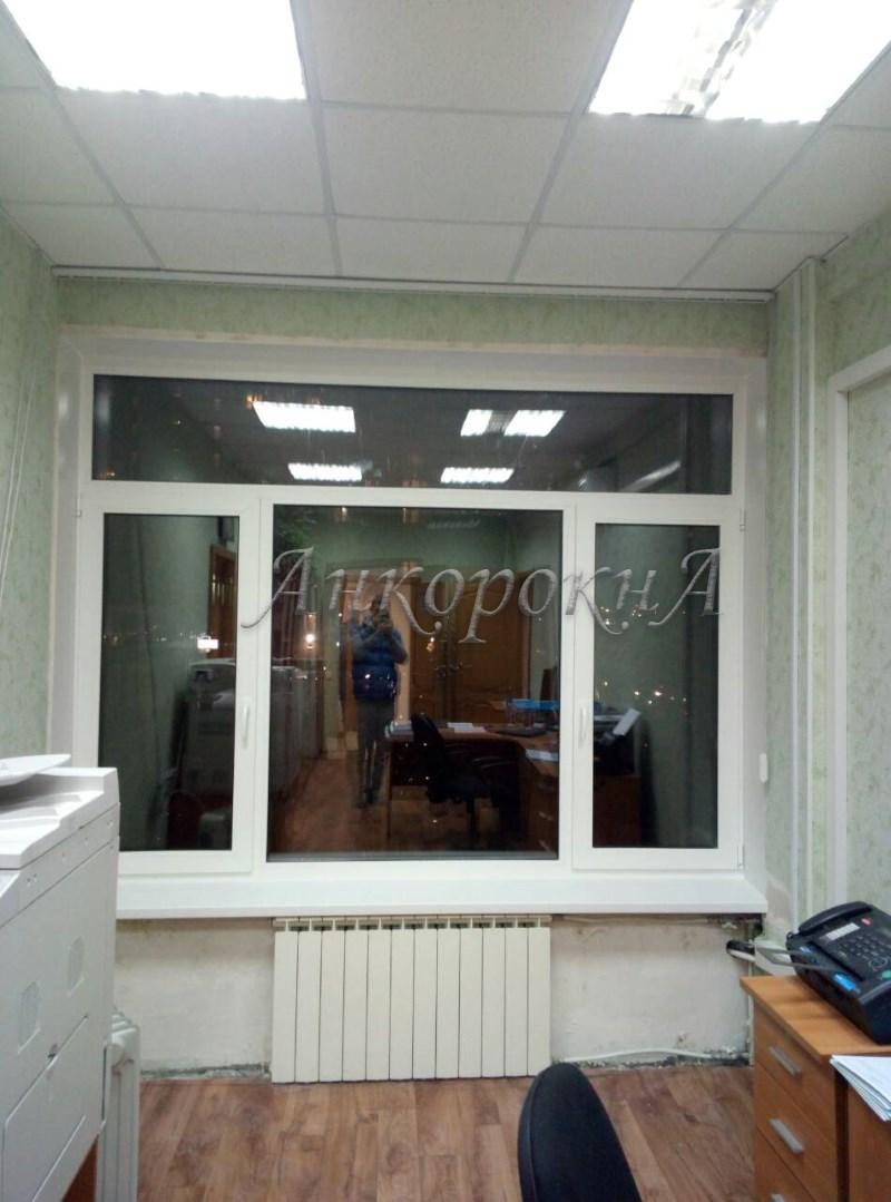 готовое окно в муниципальном совете в СПб