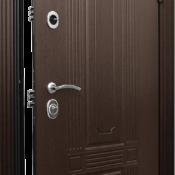 входная дверь гранит Т2 люкс фото