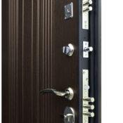 Стальная дверь Гранит Т2 Люкс цена в СПб фото