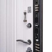Стальная дверь Гранит Т2 Люкс с МДФ