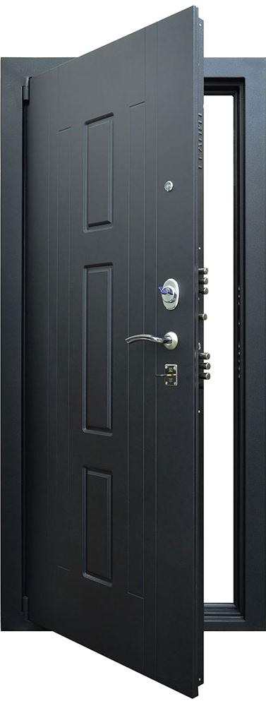 Стальная дверь Гранит Т3 Люкс входная фото