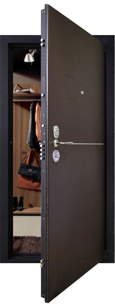 Стальная дверь Гранит Т5 от производителя фото