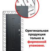 Стальная дверь Гранит Т3М фото